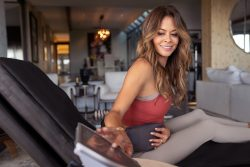 Brooke Burke as Brand Ambassador for Circulation Device