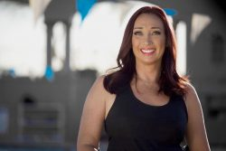 Welcomes Amy Van Dyken-Rouen as Sports Ambassador